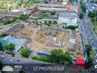 Ход строительства дома Литер 1 в ЖК Рубин - фото 56, Июль 2019