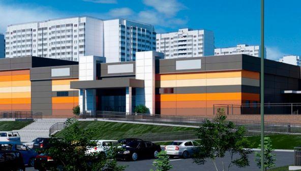 Торгово-развлекательный центр в Суворовском микрорайоне