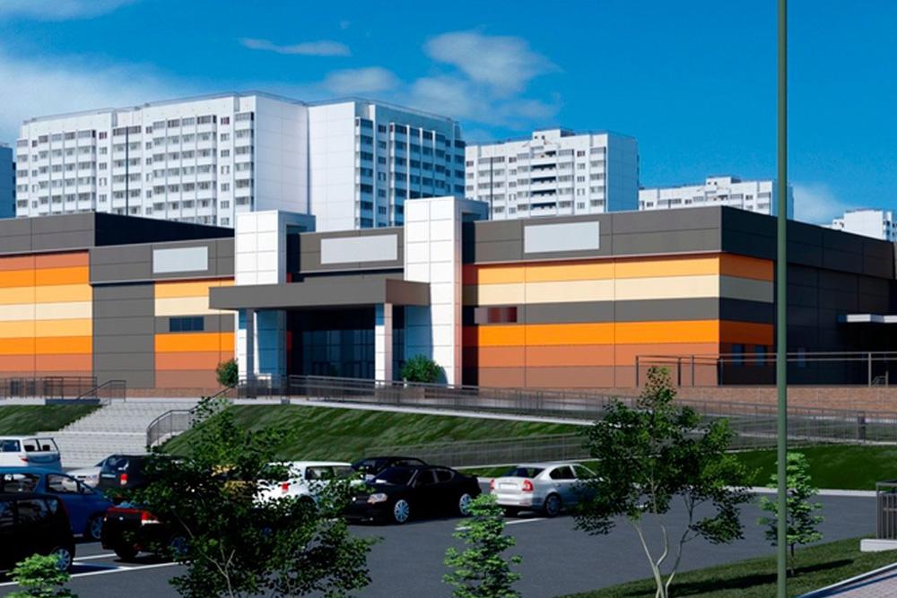 Торгово-развлекательный центр в Суворовском микрорайоне - фото 1