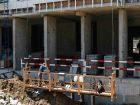 Ход строительства дома Литер 1 в ЖК Первый - фото 25, Май 2019