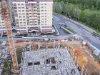 ЖК Горизонт - ход строительства, фото 69, Май 2020