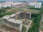 ЖК Открытие - ход строительства, фото 36, Июль 2020