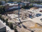 Ход строительства дома Литер 1 в ЖК Звезда Столицы - фото 47, Август 2019