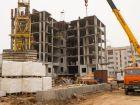 Ход строительства дома № 1 в ЖК Город чемпионов - фото 75, Ноябрь 2014