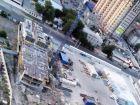 Ход строительства дома Литер 1 в ЖК Династия - фото 48, Июнь 2018