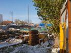 ЖК 8 марта - ход строительства, фото 155, Октябрь 2018