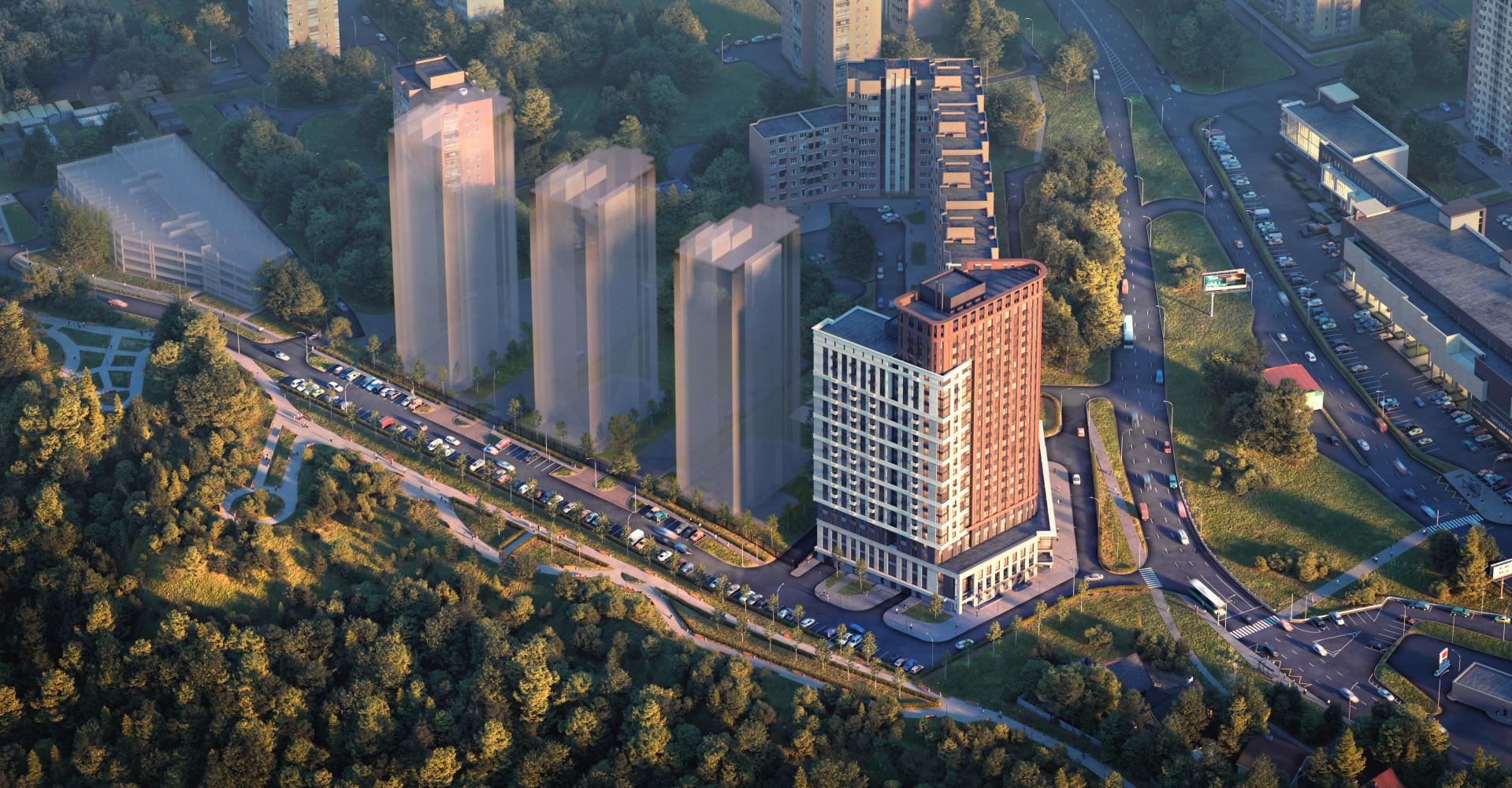 ТОП-5 новостроек бизнес-класса в Нижнем Новгороде с самыми доступными квартирами - фото 3