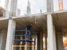 Жилой дом Кислород - ход строительства, фото 75, Ноябрь 2020