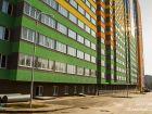 Ход строительства дома № 8 в ЖК Красная поляна - фото 58, Октябрь 2016