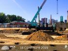 Ход строительства дома Литер 1 в ЖК Рубин - фото 47, Август 2019