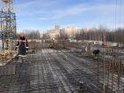 ЖК Университетский - ход строительства, фото 76, Декабрь 2020