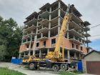 ЖК Военвед-Парк - ход строительства, фото 40, Июль 2020
