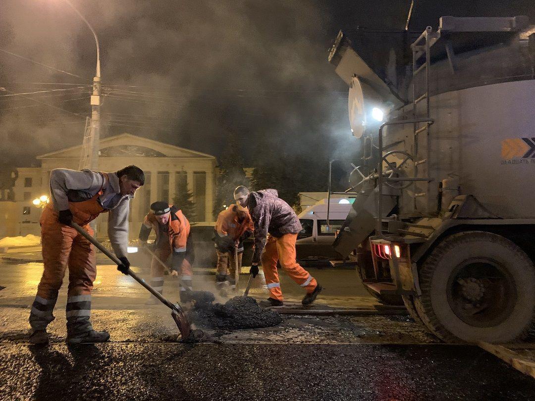 В Самаре проспект Кирова отремонтируют по новым технологиям в 2021 году