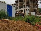 Ход строительства дома №1 в ЖК Премиум - фото 103, Август 2017