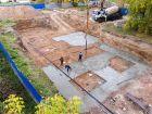 ЖК Волжский-Берег - ход строительства, фото 42, Октябрь 2017