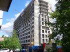 Ход строительства дома 60/1 в ЖК Москва Град - фото 82, Июнь 2017