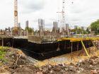 Жилой дом Кислород - ход строительства, фото 124, Июнь 2020