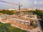 ЖК Открытие - ход строительства, фото 69, Сентябрь 2019