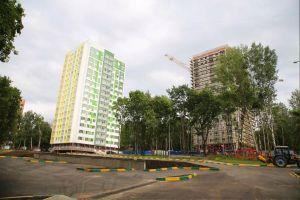 Советский район Нижнего Новгорода - лидер по количеству проданных квартир в сентябре 2018 года