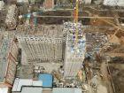 ЖК Соборный - ход строительства, фото 59, Февраль 2019