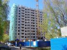 ЖК Буревестник - ход строительства, фото 10, Май 2017