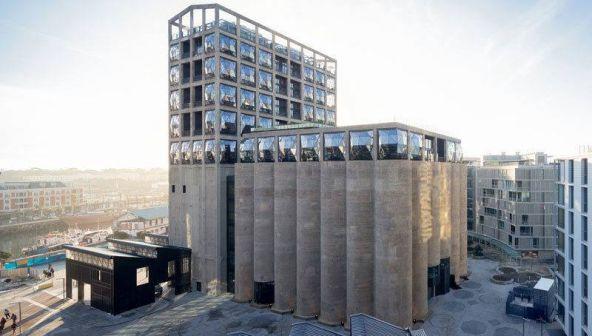 Вторая жизнь элеваторов: жилой дом в Копенгагене и музей Кейптауна