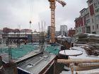 Дом премиум-класса Коллекция - ход строительства, фото 32, Февраль 2020