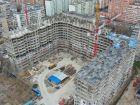 ЖК Сказка - ход строительства, фото 85, Март 2020