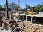 Ход строительства дома № 1 в ЖК Дом с террасами - фото 112, Июнь 2015