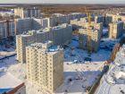Ход строительства дома № 4 в ЖК Мончегория - фото 4, Январь 2019