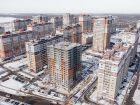 ЖК Горизонт - ход строительства, фото 18, Февраль 2021