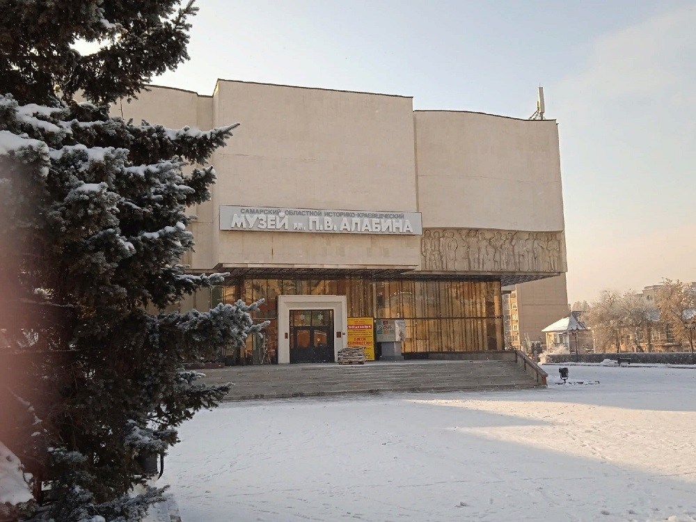 В Самаре сквер около музея Алабина хотят назвать в честь Константина Головкина