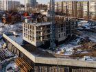 ЖК Азбука - ход строительства, фото 30, Февраль 2021