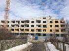 ЖК Боевых Дружин - ход строительства, фото 5, Апрель 2021