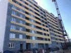 Ход строительства дома № 3А в ЖК Подкова на Гагарина - фото 57, Август 2019