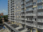 ЖК Онегин - ход строительства, фото 1, Июль 2021