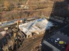 Ход строительства дома № 6 в ЖК Звездный - фото 83, Февраль 2018