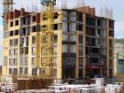 Ход строительства дома Литер 21 в Микрорайон Красный Аксай - фото 37, Март 2018