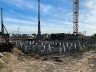 Ход строительства дома Литер 6 в ЖК Южный Берег - фото 29, Май 2019