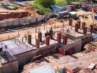 Ход строительства дома № 8 в ЖК На Победной - фото 26, Май 2014