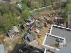 Ход строительства дома № 6 в ЖК Дом с террасами - фото 52, Май 2019