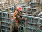 Ход строительства дома № 18 в ЖК Город времени - фото 66, Октябрь 2019