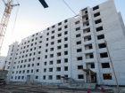 Ход строительства дома 63 в ЖК Москва Град - фото 18, Апрель 2020