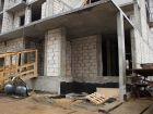Ход строительства дома № 1 в ЖК Город чемпионов - фото 50, Апрель 2015