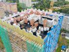 Ход строительства дома № 1 второй пусковой комплекс в ЖК Маяковский Парк - фото 13, Август 2021