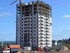 Ход строительства дома № 15 в ЖК Академический - фото 31, Сентябрь 2019