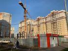 ЖК Горизонт - ход строительства, фото 104, Ноябрь 2019