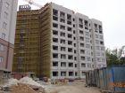 Ход строительства дома 61 в ЖК Москва Град - фото 32, Август 2019