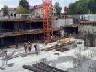 ЖК Дом на Гребешке - ход строительства, фото 77, Сентябрь 2018