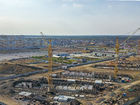 Ход строительства дома Литер 22 в ЖК Светлоград - фото 20, Октябрь 2020
